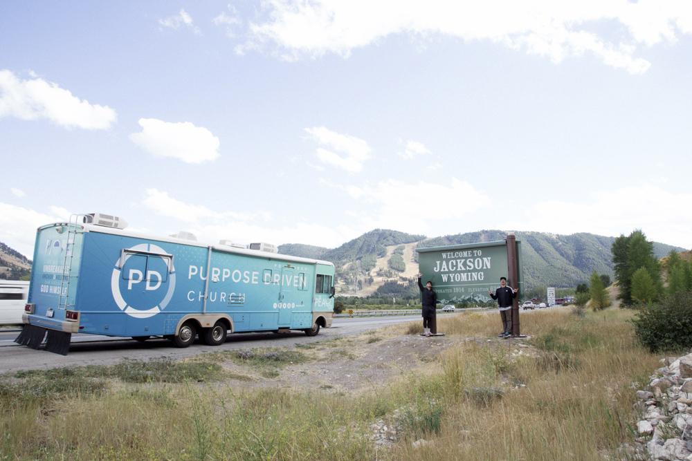 PDC Tour Jackson Wyoming