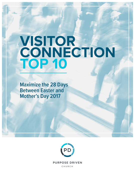 Visitor Connection Top 10