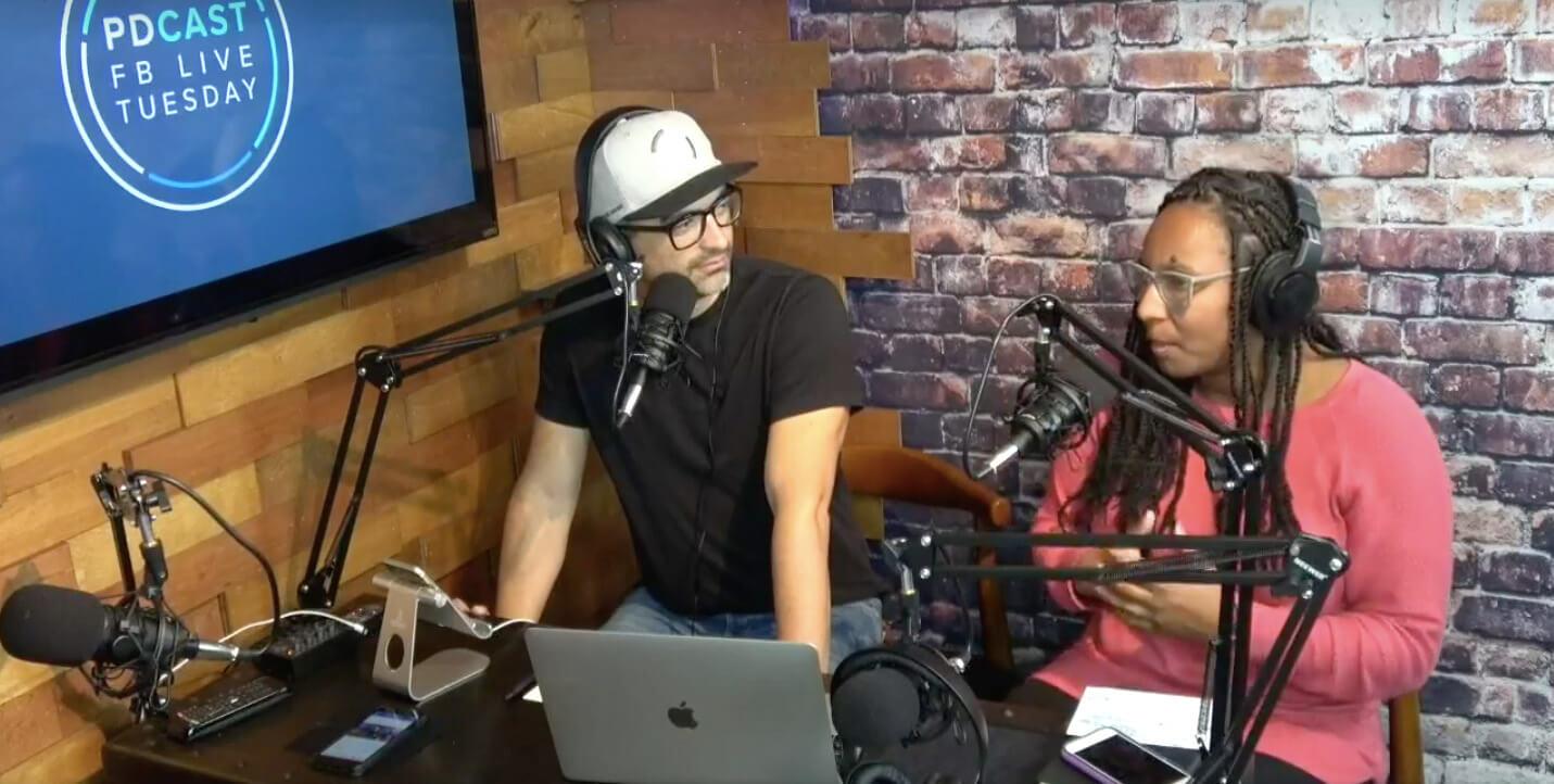 New Recording Studio for The Purpose Driven Podcast